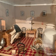 Antigüedades: CELDA DE MONJA DIORAMA. Lote 184769972