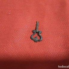 Antigüedades: HEBILLA COMPLETA MEDIEVAL. Lote 184824998