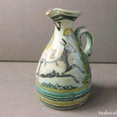 Antigüedades: VINAGRERA DE PUENTE DEL ARZOBISPO. Lote 184827437