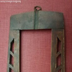 Antigüedades: ANTIGUO MARCO ESTILO MODERNISTA. Lote 184876666