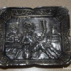 Antigüedades: PIEZA DE PLATA DE 6X5 CM. Lote 184889251