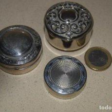 Antigüedades: TRES PASTILLEROS . Lote 184890125