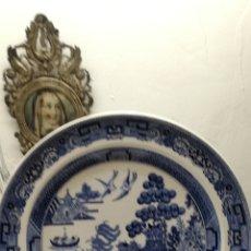Antigüedades: ORIGINAL PLATO DE PORCELANA DE WEDGWOOD,. Lote 184915363