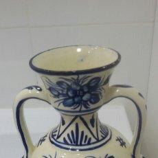 Antigüedades: JARRON PEQUEÑO DE CERAMICA. Lote 184915462