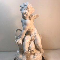 Antigüedades: FIGURA PORCELANA- ALGORA- 4 ESTACIONES: VERANO- 22 CM. Lote 184932058