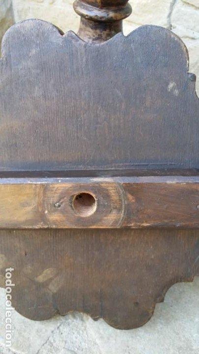 Antigüedades: Antigua mesita auxiliar. - Foto 5 - 117992131