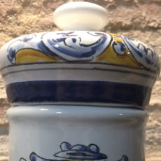Antigüedades: TARRO DE FARMACIA. Lote 185570943