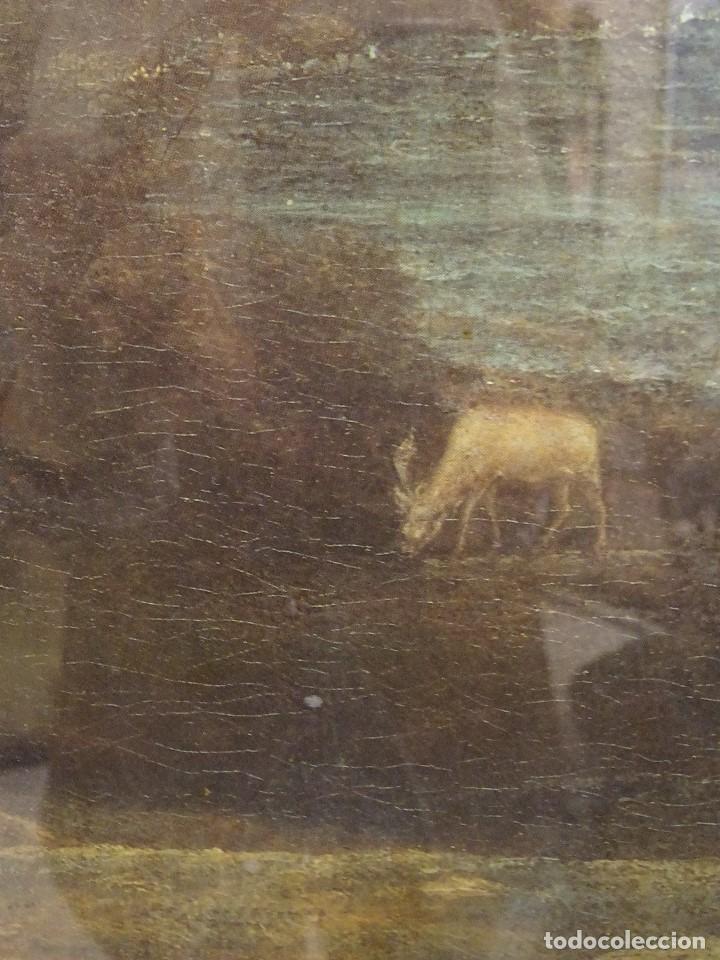 Antigüedades: Mueble inglés estilo Jorge III, S.XIX en madera de palosanto y roble en el interior - Foto 22 - 185701417