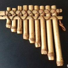 Antigüedades: ANTIGUO INSTRUMENTO PERUANO. Lote 185703481