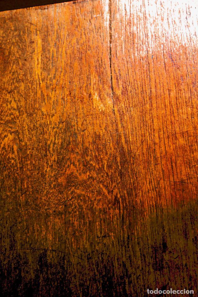 Antigüedades: Mesa de centro - Madera de Teca Maziza - Foto 5 - 185777235