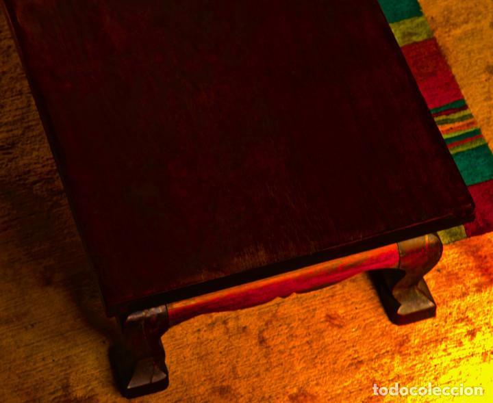 Antigüedades: Mesa de centro - Madera de Teca Maziza - Foto 6 - 185777235