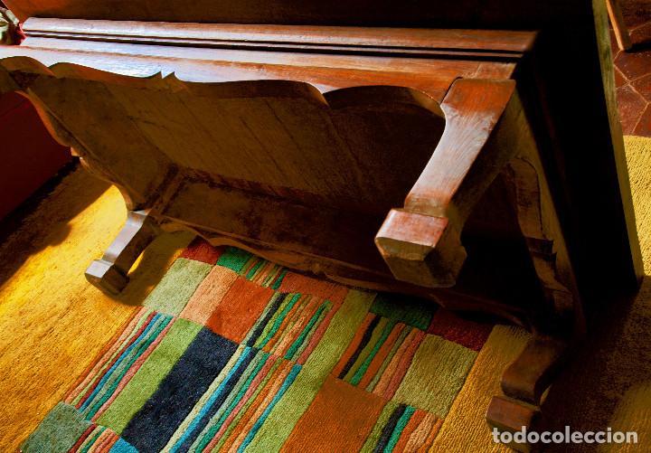Antigüedades: Mesa de centro - Madera de Teca Maziza - Foto 8 - 185777235