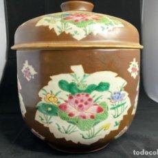 Antigüedades: PORCELANA CHINA - WU SHUANG PU. Lote 185901087