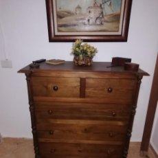 Antigüedades: COMODA DE MADERA . Lote 185913835