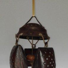 Antigüedades: CAMPANA LLAMADOR DE ANGELES. Lote 185966243