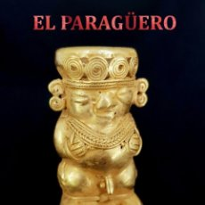 Antigüedades: TOTENCO EROTICO PRECOLOMBINA QUIMBAYA DE ORO TUMBAGA PESO 72 GRAM - Nº109. Lote 186106932