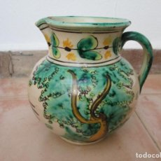 Antigüedades: ANTIGUO JARRO DE CERÁMICA PUENTE DEL ARZOBISPO.. Lote 186161888