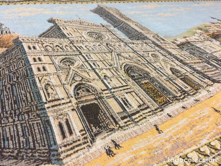 Antigüedades: Tapiz Florencia. 148x51cm - Foto 5 - 186188556