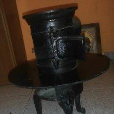 Antigüedades: ESTUFA DE CARBON ,. Lote 186243880