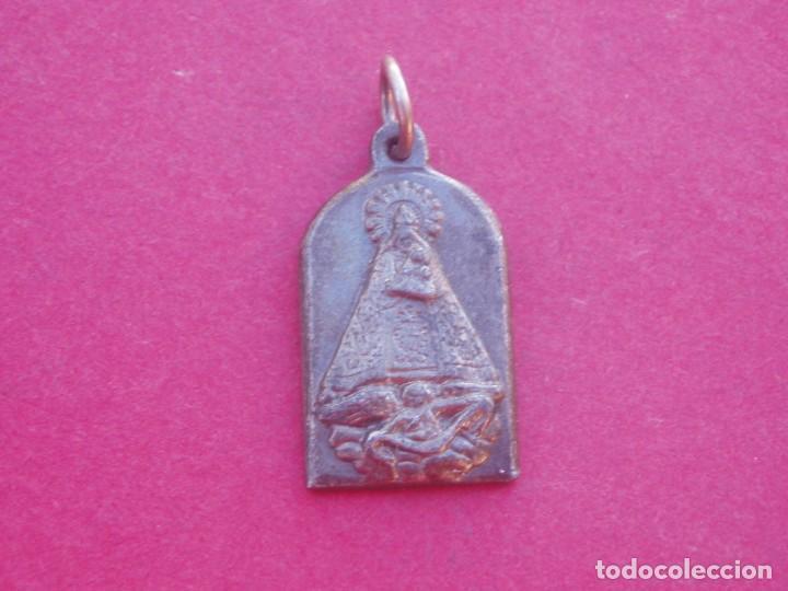 MEDALLA III CENTENARIO VIRGEN DE LA SALUD. ONIL. ALICANTE. AÑO 1948 (Antigüedades - Religiosas - Medallas Antiguas)