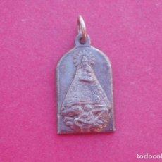 Antigüedades: MEDALLA III CENTENARIO VIRGEN DE LA SALUD. ONIL. ALICANTE. AÑO 1948. Lote 186259885