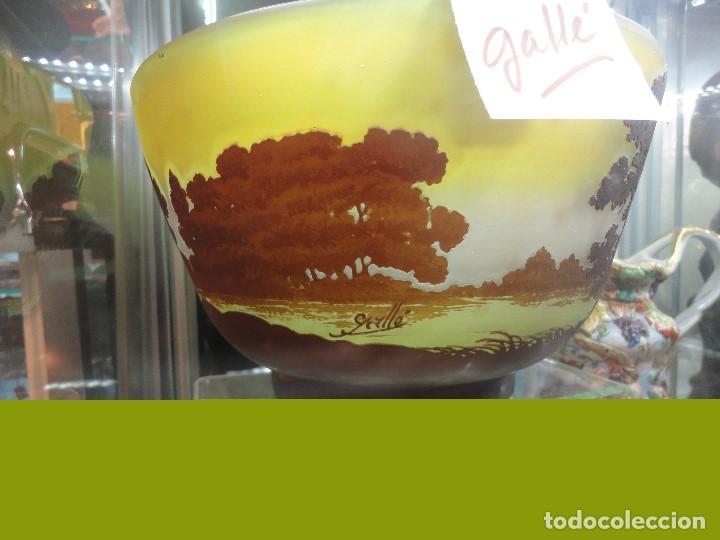 Antigüedades: MAGNIFICO GALLE - Foto 3 - 186277331