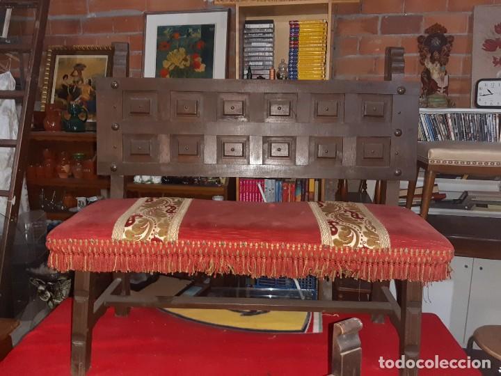 Antigüedades: BANCO CASTELLANO - Foto 2 - 186329213
