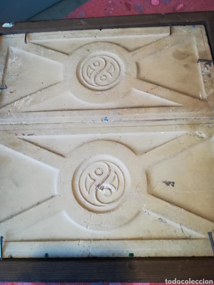 Antigüedades: Azulejo antiguo Arista Trianero - Foto 4 - 186341473
