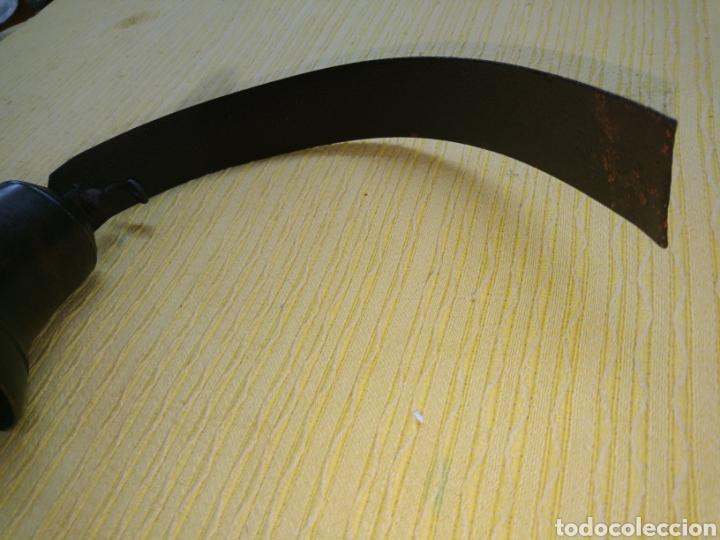 Antigüedades: CAMPANA ANTIGUA BRONCE 11cm DIAMETRO. CUELGA FLEJE FORJA. SONIDO SIN ROTOS NI GRIETAS ACUSTICAS. - Foto 20 - 186343653