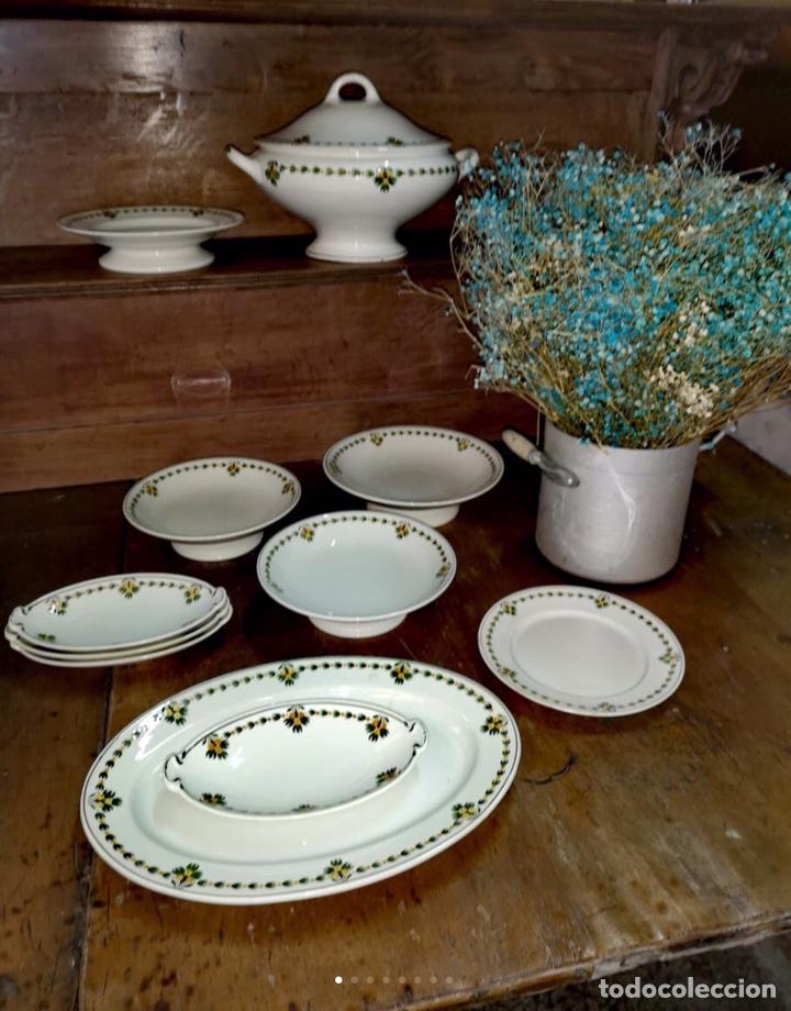 SOPERA Y FUENTES VILLEROY BOSH (Antigüedades - Porcelana y Cerámica - Alemana - Meissen)
