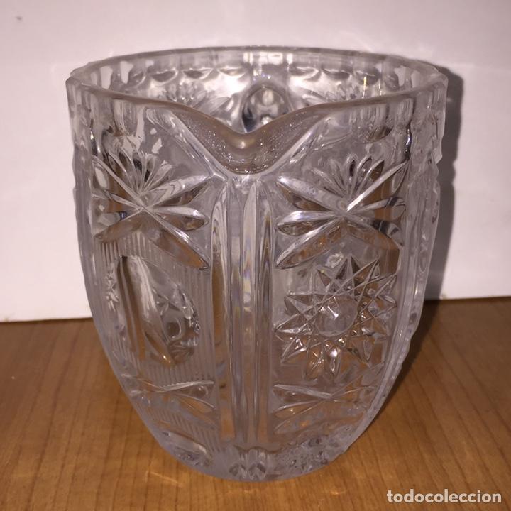 Antigüedades: Jarra Cristal tallado - Foto 2 - 186362746