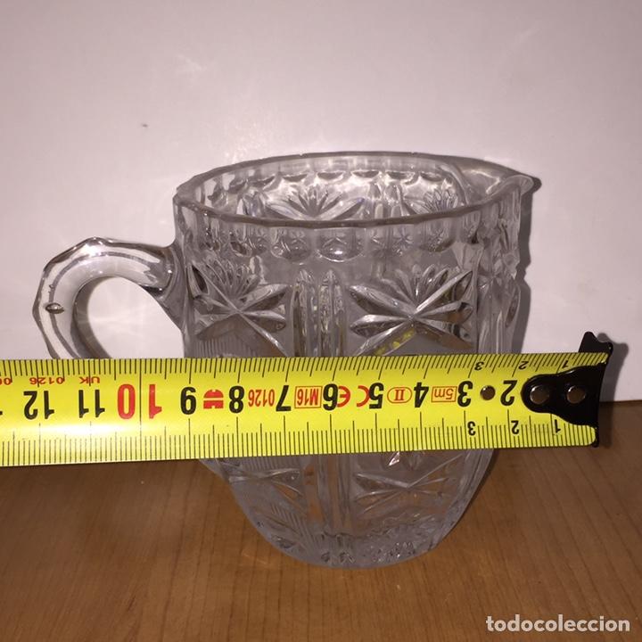 Antigüedades: Jarra Cristal tallado - Foto 5 - 186362746