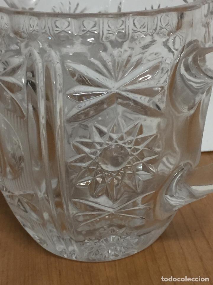 Antigüedades: Jarra Cristal tallado - Foto 10 - 186362746