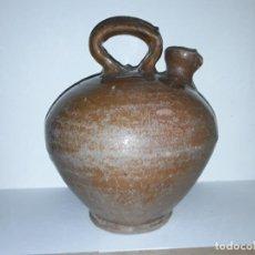Antigüedades: CANTARO, CANTIR, ALFARERIA CATALANA FIGUERAS. Lote 186403307
