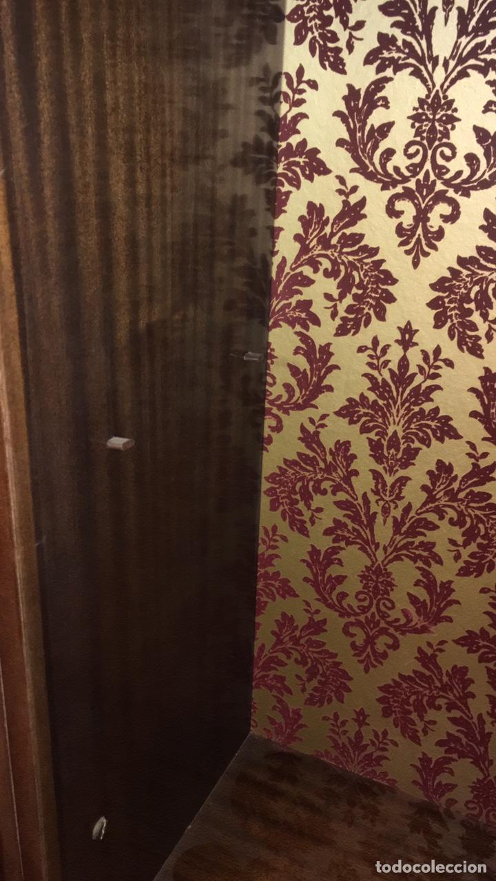 Antigüedades: Mueble aparador de salón comedor vintage retro antiguo años 60 / 70 - Foto 9 - 185994808