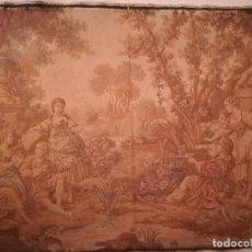 Antigüedades: TAPIZ BELGA MEDIADOS S. XX. Lote 187079115