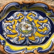 Antiquités: BANDEJA RENACENTISTA. Lote 187100347