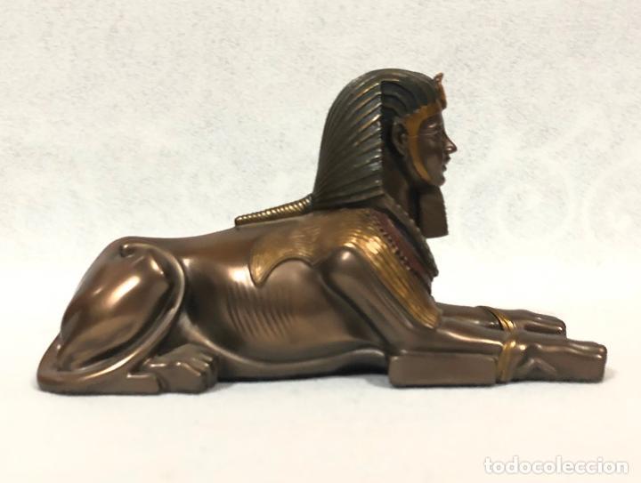 Antigüedades: Esfinge egipcia - Foto 2 - 187114391