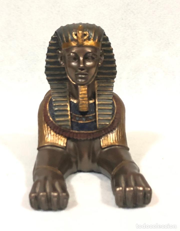 ESFINGE EGIPCIA (Antigüedades - Hogar y Decoración - Otros)