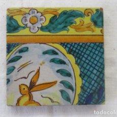 Antigüedades: AZULEJO RAMOS REJANO . Lote 187212132