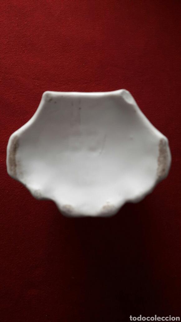 Antigüedades: Florero isabelino - Foto 3 - 187300696