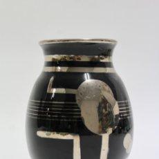 Antigüedades: JARRON DE OPALINA, ART DECO. AÑOS 30.. Lote 187303870