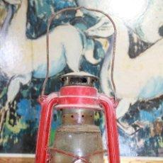 Antigüedades: LAMPARA DE ACIETE O PETROLIO SHANGAI CHINA KWAN. Lote 187326307