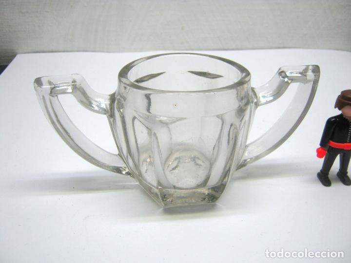 Antigüedades: antiguo cristal art deco años 30 - Foto 3 - 187382716