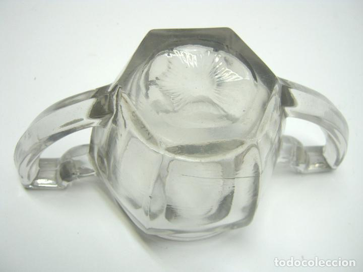 Antigüedades: antiguo cristal art deco años 30 - Foto 5 - 187382716