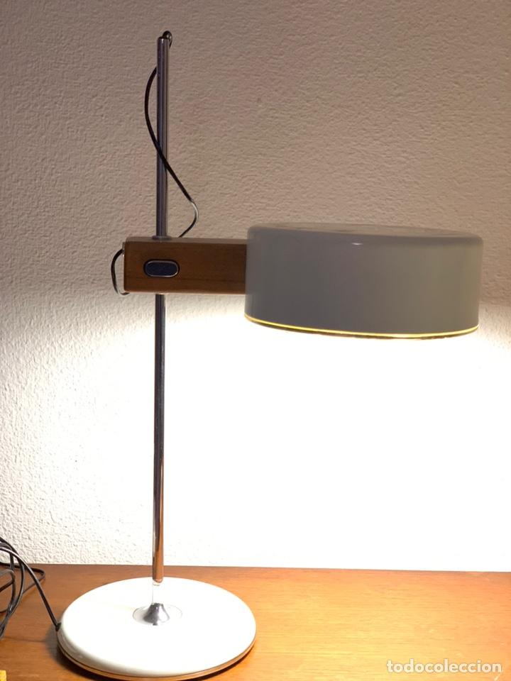 Antigüedades: Lámpara Vintage Fase Flash - Foto 4 - 187389945