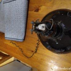 Antigüedades: LAMPARA EGSA MUY BUEN ESTADO. Lote 187416872