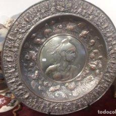 Antigüedades: BANDEJA NEO RENACIMIENTO . Lote 187421948
