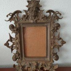 Antigüedades: MARCO PORTAFOTOS SOBREMESA. Lote 187432467