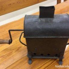 Antigüedades: ANTIGUA TOSTADORA A MINIBELA.. Lote 187444162